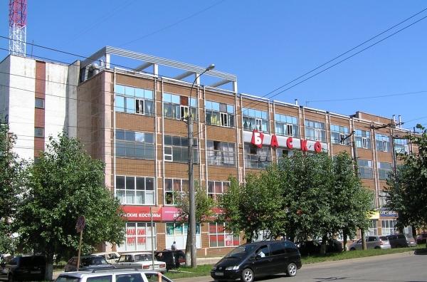 Торговые центры кирова